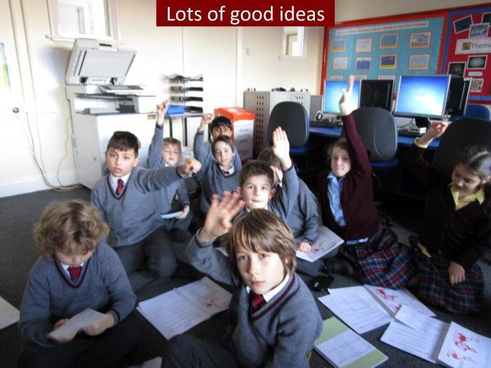 5 Lots of good ideas