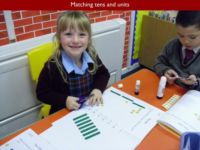 6 Matching tens and units