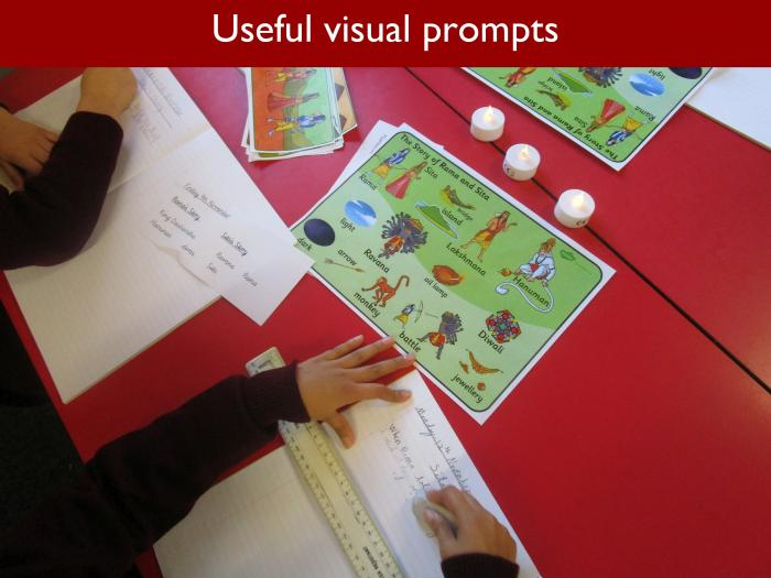 6 Useful visual prompts