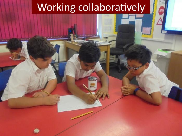 8 Working collaboratively