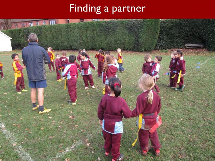 Blog Form 1 Rugby 2 Finding a partner