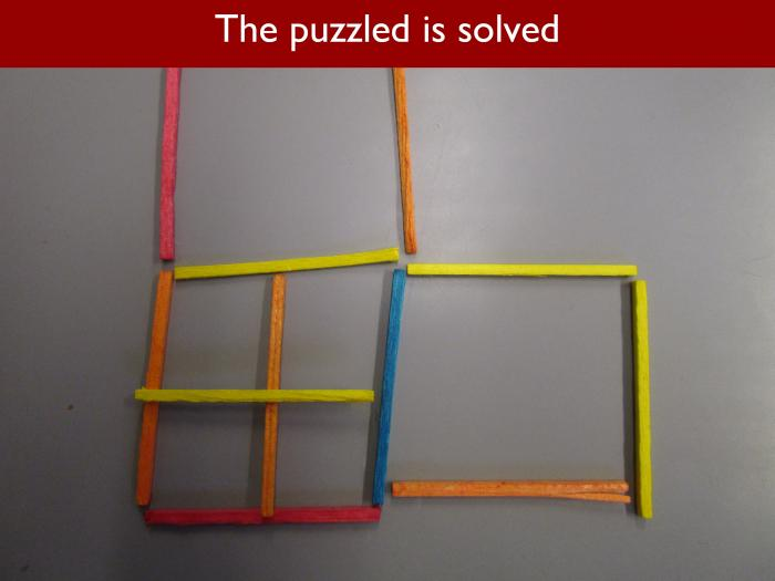 Blog Form 3 Scholars 5 The puzzled is solved
