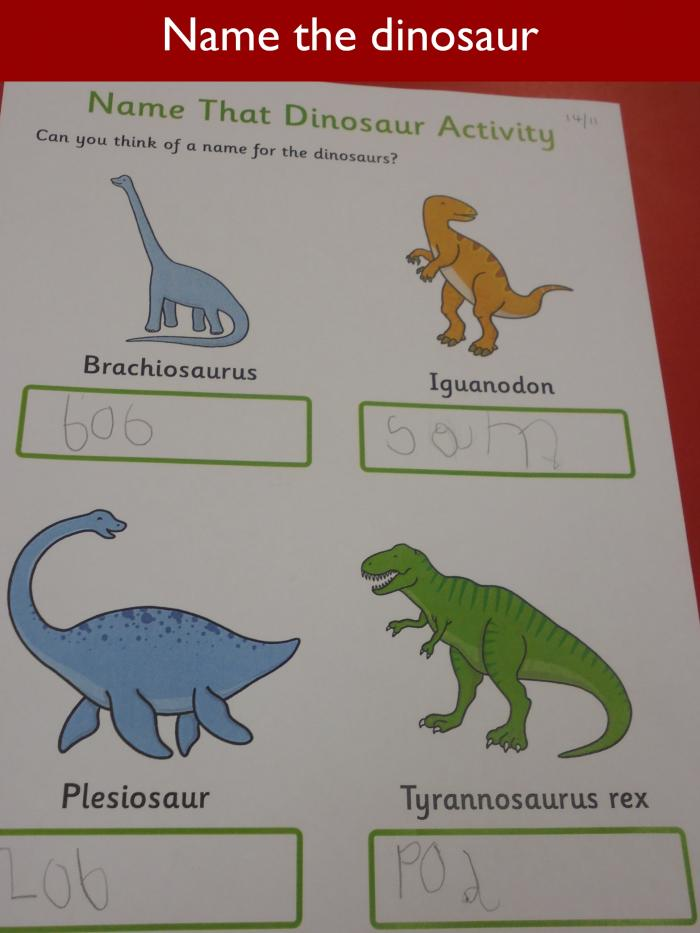 Blog RAH Dinosaurs 19 Name the dinosaur