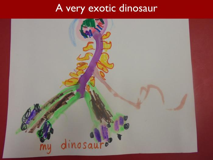 Blog RAH Dinosaurs 34 A very exotic dinosaur