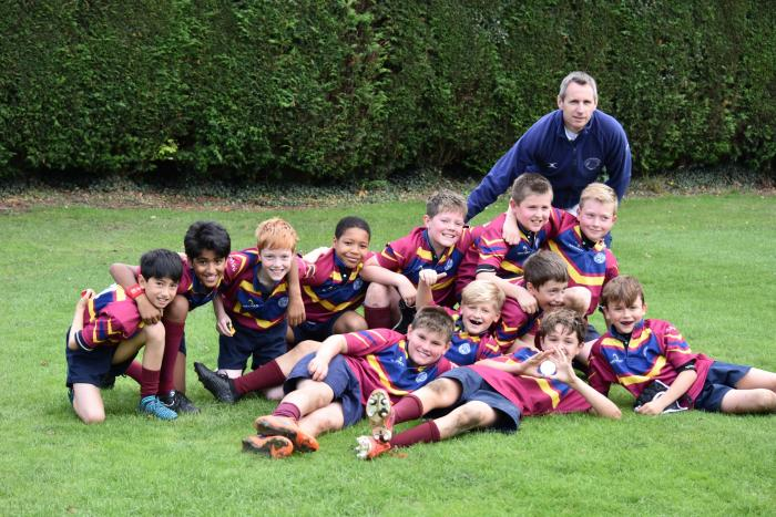Eversfield hosts its annual U11 Rugby Festival