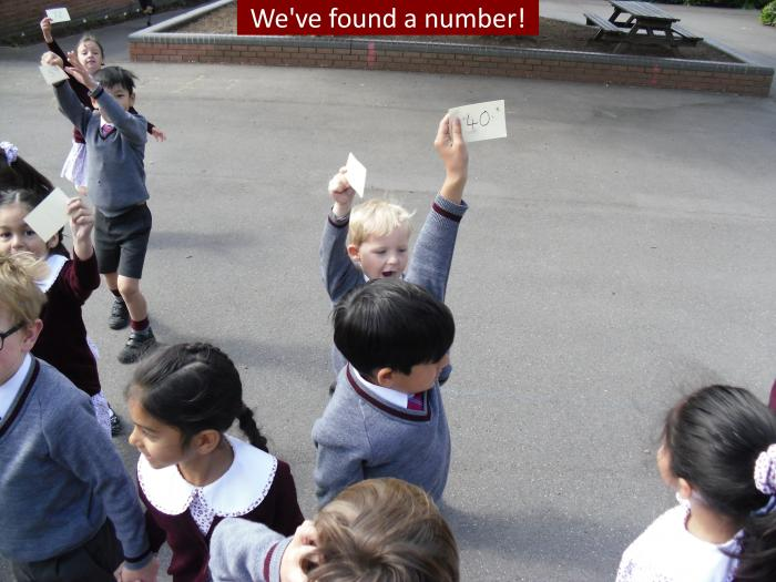 5 Weve found a number